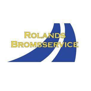 Rolands Bromsservice logo