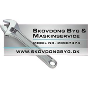 Skovdong Byg og Maskinservice logo