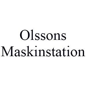 Olssons Maskinstation logo