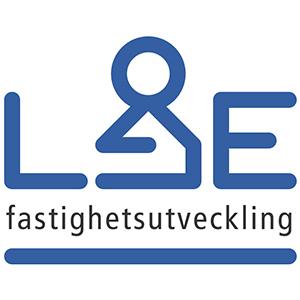 LÅE Fastighetsutveckling AB logo