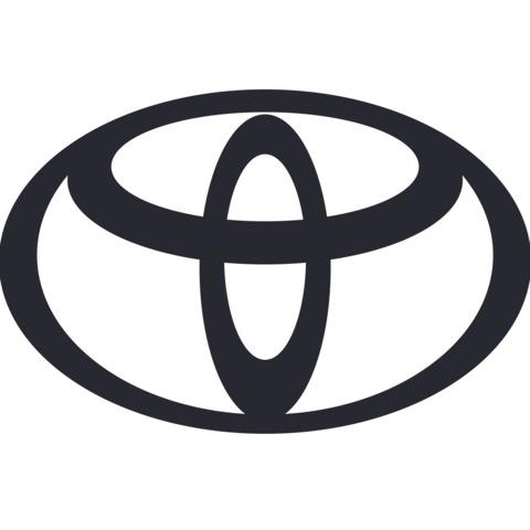Toyota Asker og Bærum avd Rud logo