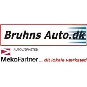 Bruhns Auto v/ Thomas Bruhn logo