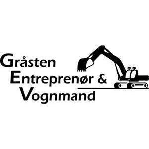 Gråsten Entreprenør Vognmand ApS logo