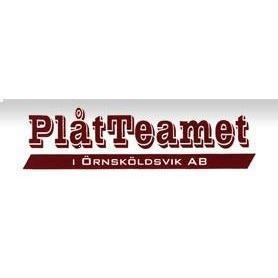 Plåtteamet i Övik logo