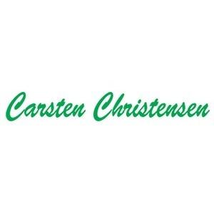 Vognmand Carsten Christensen logo