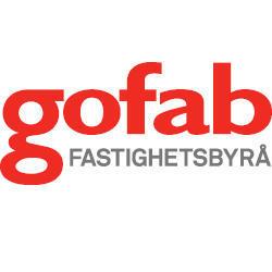 Gofab Fastighetsbyrå logo