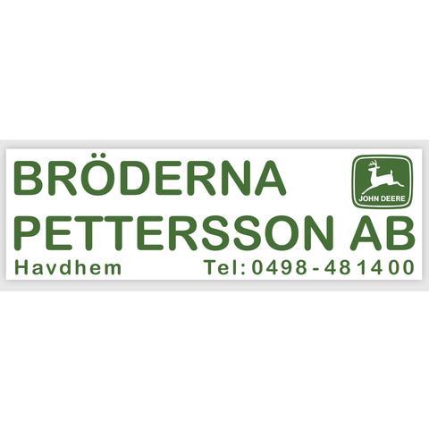 Bröd. Pettersson i Havdhem AB logo