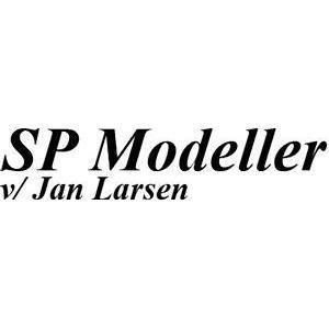 SP Modeller logo