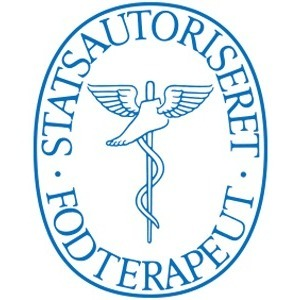 Klinik for fodterapi v/ Lotte Holmgaard logo