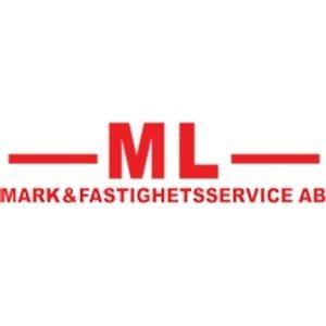 M L Mark & Fastighetsservice AB logo