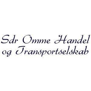 Sdr. Omme Handels- og Transportselskab logo