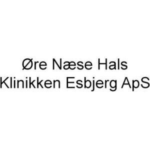 Øre Næse Hals Klinikken Sct. Joseph logo