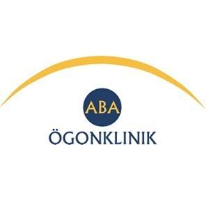 ABA Ögonklinik logo