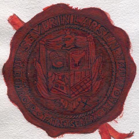 Severin Larsen logo