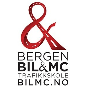 Bergen Bil og MC Skole AS logo