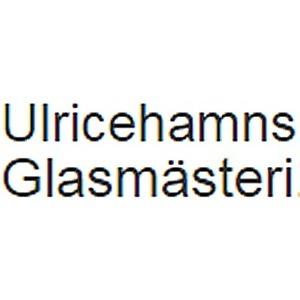 Ulricehamns Glasmästeri, AB logo