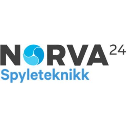 Norva24 Spyleteknikk logo