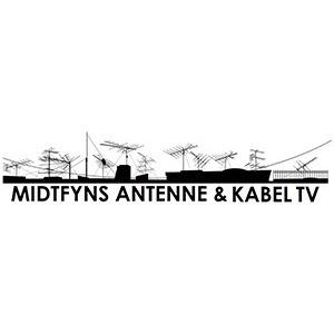 Midtfyns Antenne & Kabel TV logo