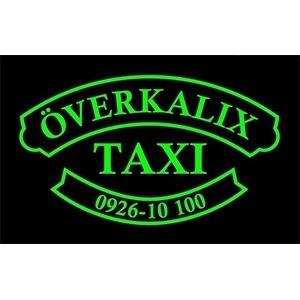 Överkalix Taxi, AB logo