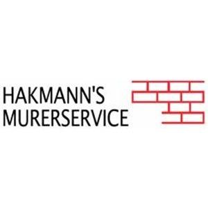 Hakmann's Murerservice logo
