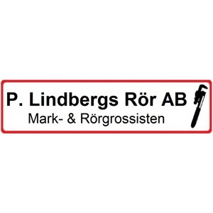 P. Lindbergs Rör AB logo