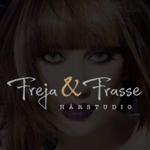 Freja & Frasse Hårstudio logo