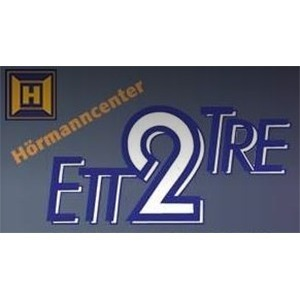 Ett 2 Tre Garageportar AB logo