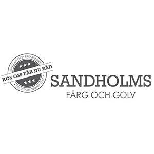Sandholms Färg & Golv AB logo