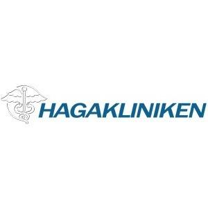 Hagakliniken logo
