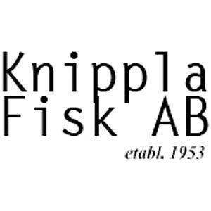 Knippla Fisk logo