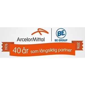 ArcelorMittal BE Group SSC AB logo