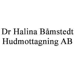 Dr Halina Båmstedt Hudmottagning AB logo