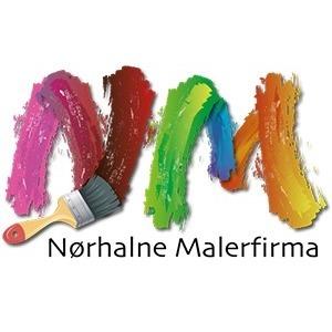 Nørhalne Malerfirma logo