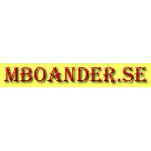 Tapetserare M. Boander logo