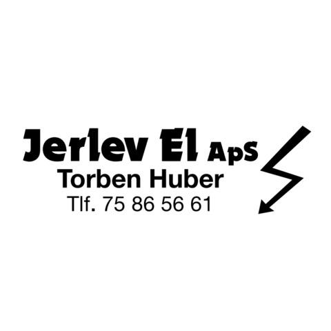 Lars E. Huber Jerlev El ApS logo