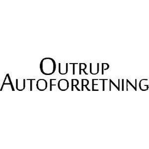 Outrup Autoforretning I/S logo