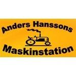 Anders Hansson Maskinstation logo