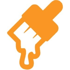 Rødding Farvehandel logo
