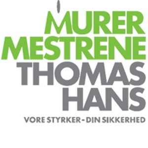 Murermestrene Thomas Hans logo