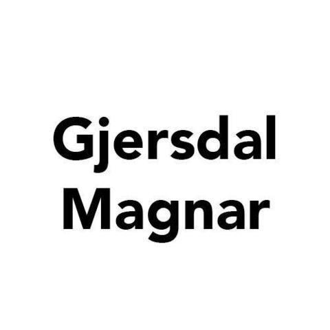 Gjersdal Magnar logo
