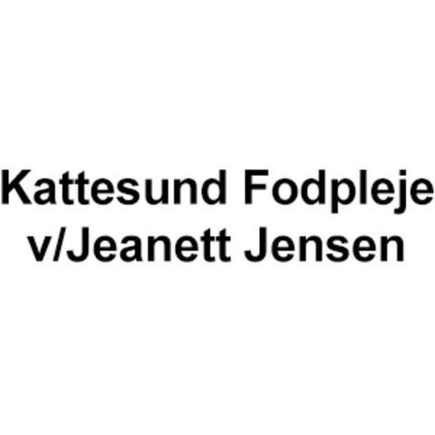 Kattesund Fodpleje v/Jeanett Jensen logo