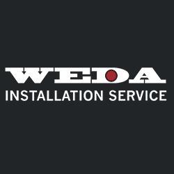 Weda Installation Service AB logo