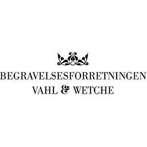 Begravelsesforretningen Vahl & Wetche - Bedemand Vejle logo