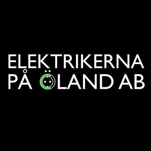 Elektrikerna På Öland AB logo