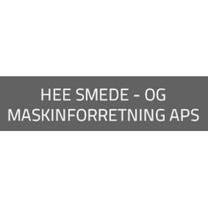 Hee Smede- & Maskinforretning ApS logo