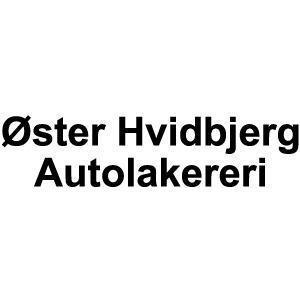 Øster Hvidbjerg Autolakereri logo