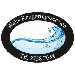 Waks Rengøringsservice ApS logo