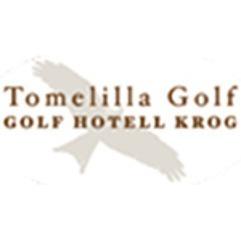 Tomelilla Golfklubb & Hotell logo