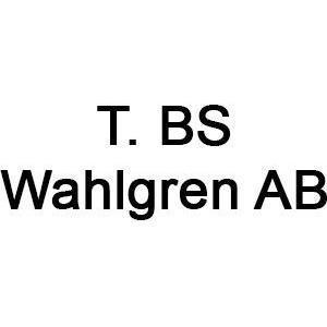 Wahlgren T. BS AB logo