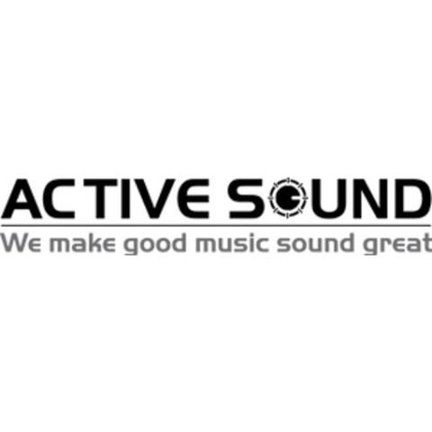 Active Sound logo